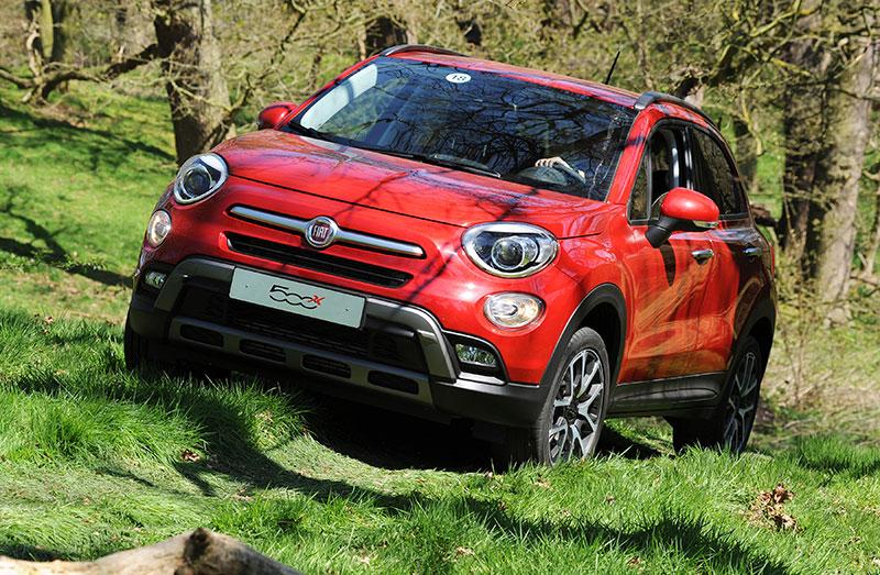 Fiat 500x promette grandi vendite anche in inghilterra for Nuovo stile cottage in inghilterra