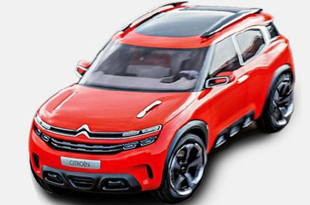 citroen c4 aircross un nuovo suv in collaborazione con mitsubishi auto motori. Black Bedroom Furniture Sets. Home Design Ideas